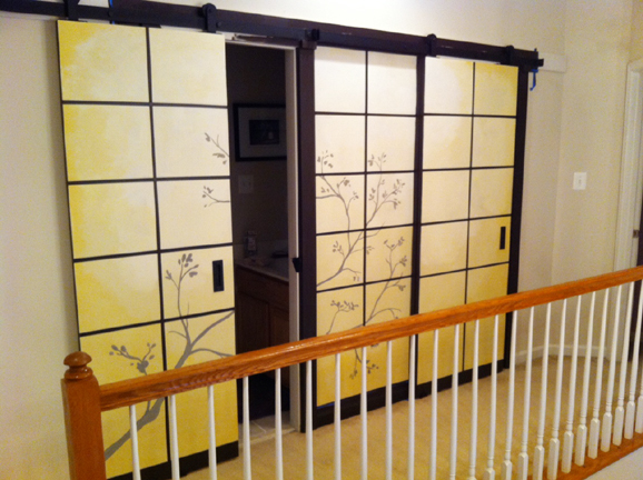 From Barn Door to Shoji Screen