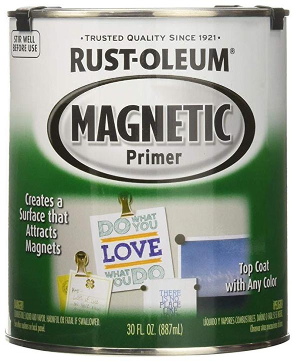 rust-oleum magnetic primer